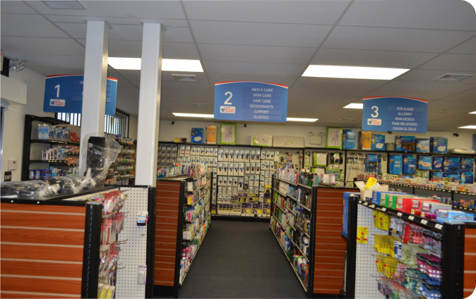 lansdale rx pharmacy mens care items
