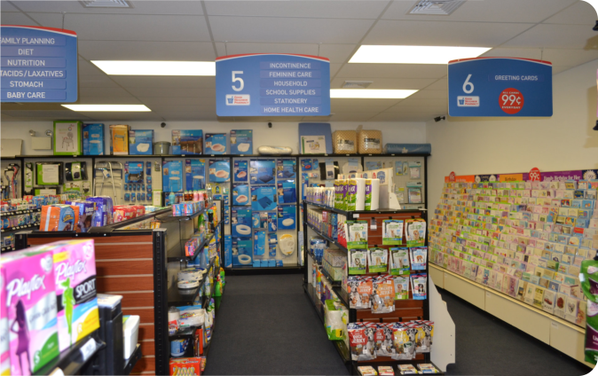 lansdale rx pharmacy feminine care items