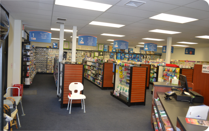 lansdale rx pharmacy items